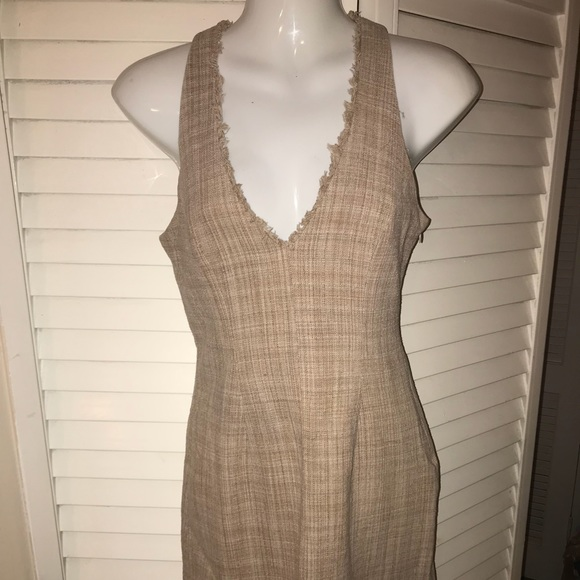 BCBGMaxAzria Dresses & Skirts - BCBG Maxazria  tweed dress and jacket sz small